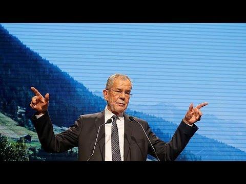 Αυστρία: «Να είμαι Πρόεδρος όλων», δήλωσε ο Αλεξάντερ Βαν ντερ Μπέλεν