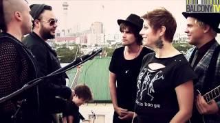NEON TREES - ANIMAL (acoustic) (BalconyTV)