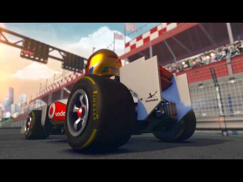 F1 Race Stars - Bande-annonce officielle #1