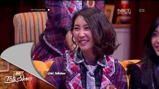 Video Ini Talk Show 8 April 2015 Part 2/5 - JKT48 MP3, 3GP, MP4, WEBM, AVI, FLV Oktober 2018