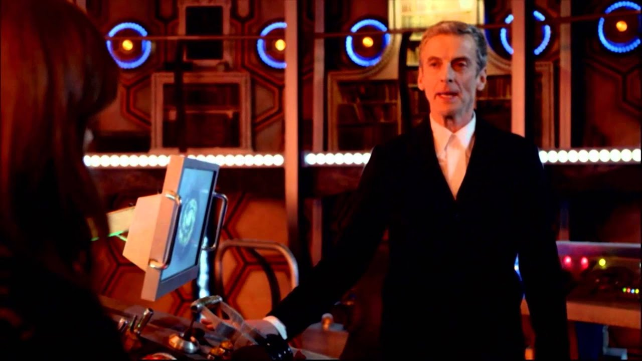 Doctor Who - Season 8 - First Full Promo