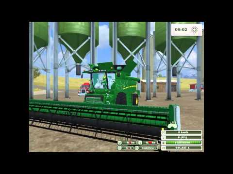 Bug Farming Simulator 2013 | John deere S690i