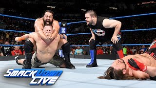 Nonton Rusev   Owens Ruin Styles    U S Champion Open Challenge Against Cena  Smackdown Live  July 11  2017 Film Subtitle Indonesia Streaming Movie Download