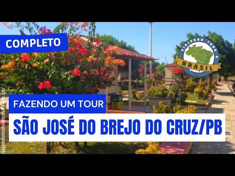 Viajando Todo o Brasil - São José do Brejo do Cruz/PB - Especial