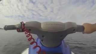 3. Yamaha VX110 GoPro ride