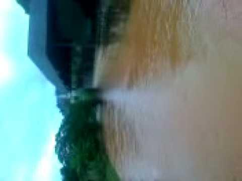 Enchente em Manhumirim