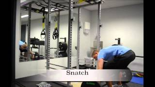 Exercise Index: Snatch