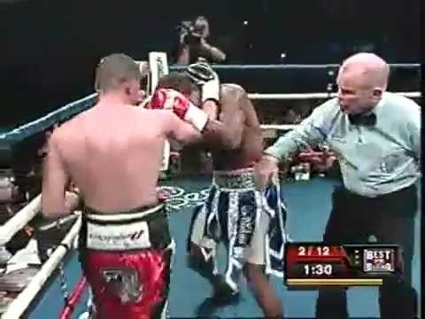 Juan Manuel Lopez vs Mike Oliver KO - Round 2 Video