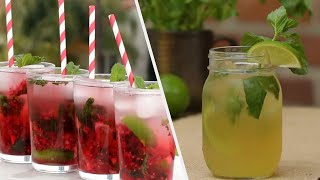 7 Bubbly Spiked Drinks To Deliciously Cool You Down • Tasty by Tasty