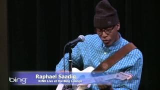 [Remixed] Raphael Saadiq - Stone Rollin (Bing Lounge)