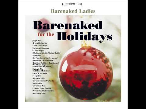 Barenaked Ladies - It's Christmas Time lyrics