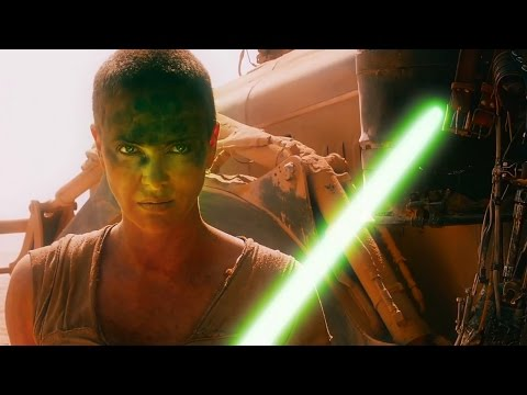 ROAD WARS The Imperator Strikes Back Mad Max Star Wars