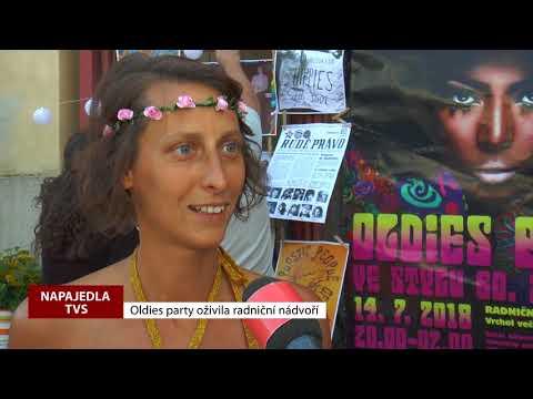TVS: Týden na Slovácku 19. 7. 2018
