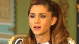 Ariana Grande Shows Awful Diva Behavior