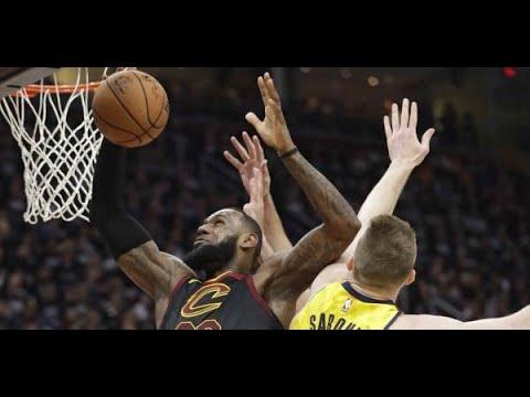 Los Pacers derrotan a los Cavaliers al iniciar su ronda de playoffs