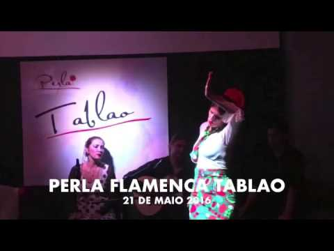 Ale kalaf no Tablao Perla Flamenca