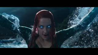 Aquaman - Mera Saves Arthur's Father Scene (2018)