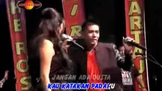 Gerry Feat Ayu - Jangan Ada Dusta Diantara Kita (Official Music Video) - The Rosta - Aini Record
