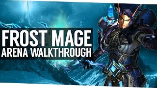 Today I bring you through my 3v3 World of Warcraft arena guide as Frost Mage in Legion 7.1! ► Livestream: http://www.twitch.tv/cartoonzlive ► Subscribe to my...