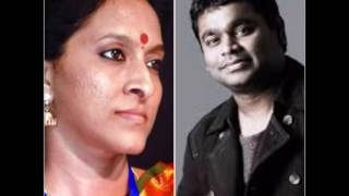 Video Great 10 Tamil Songs of Bombay Jayashri with AR Rahman and Other Music Directors MP3, 3GP, MP4, WEBM, AVI, FLV September 2018
