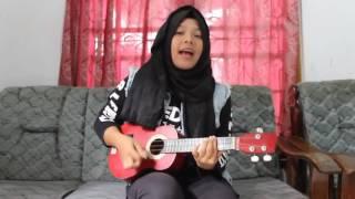 Crazy Razta ~ SAAT KU LUKA  Cover By Pengamen Cantik Berhijab