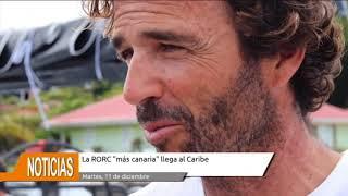 """La RORC """"más canaria"""" llega al Caribe"""