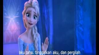 Video Disney FROZEN For The First Time In Forever (Reprise) in Bahasa Indonesia Fandub [min chan] MP3, 3GP, MP4, WEBM, AVI, FLV September 2018