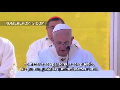 """O Papa, em Sarajevo: """"Construí a paz"""""""