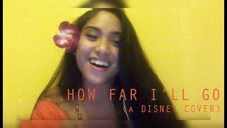 How Far I'll Go - Auli'i Cravalho (Disney's Moana cover) Video