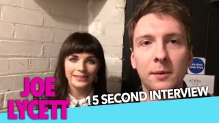 The 15 Second Interview with AISLING BEA