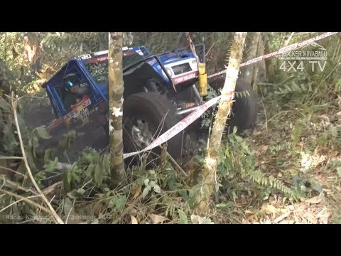 Ranau Kaamatan 4X4 Challenge 2018 - By; K'NetH De CrockeR (SS2 - Part1/4)
