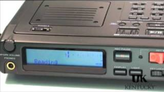 Marantz PMD 671: Oral History And Digital Technology