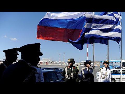 Ρωσικά αντίμετρα στις απελάσεις Ρώσων διπλωματών