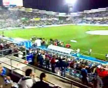 Getafe - Racing de Santander Coliseum Alfonso Pérez