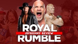 Nonton WWE Royal Rumble 2017 Review, Results & Reactions: F*CK ROMAN REIGNS Film Subtitle Indonesia Streaming Movie Download