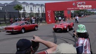 Video Jumpa Mobil Ferrari dari Berbagai Era (Ferrari Festival of Speed) MP3, 3GP, MP4, WEBM, AVI, FLV Februari 2018