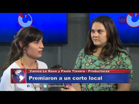 Premiaron a un corto local