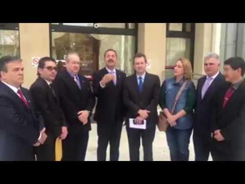 São Paulo/Jales - (Vídeo) Itamar Borges anuncia verba para reforma dos Banheiros do Comboio em Jales.