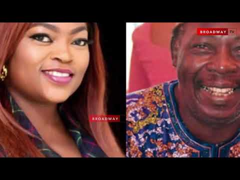 Funke Akindele Gifts Pa James New House After His House Gets Flooded.