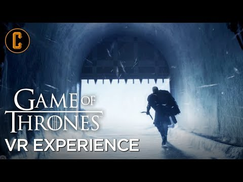 Game of Thrones Beyond The Wall VR Experience - Full Walkthrough