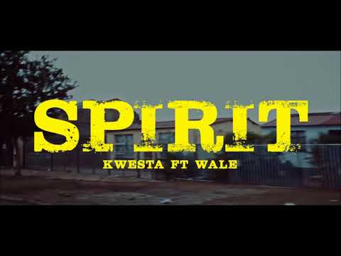 Kwesta - Spirit ft. Wale [HD AUDIO + BASS BOOSTED]