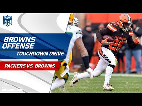 Video: Cleveland's Clutch 4th Down Stop Sets Up TD Drive to Extend Lead | Packers vs. Browns | NFL Wk 14