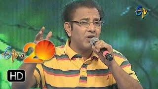 Download Lagu Vandemataram Srinivas Performance - Em Pillado Eldamostava Song in Nalgonda ETV @ 20 Celebrations Mp3