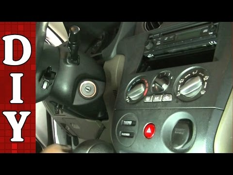 How to Replace an Ignition Lock Cylinder – 03-06 Mitsubishi Outlander