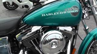 8. 306788 - 1995 Harley Davidson Dyna Wide Glide FXDWG - Used Motorcycle For Sale