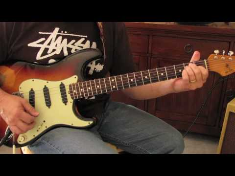 Guitar Lesson  Allman Brothers – Blue Sky