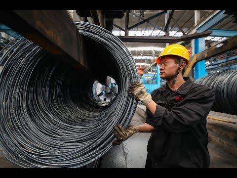 China: Wirtschaftswachstum sinkt auf 28-Jahres-Tief