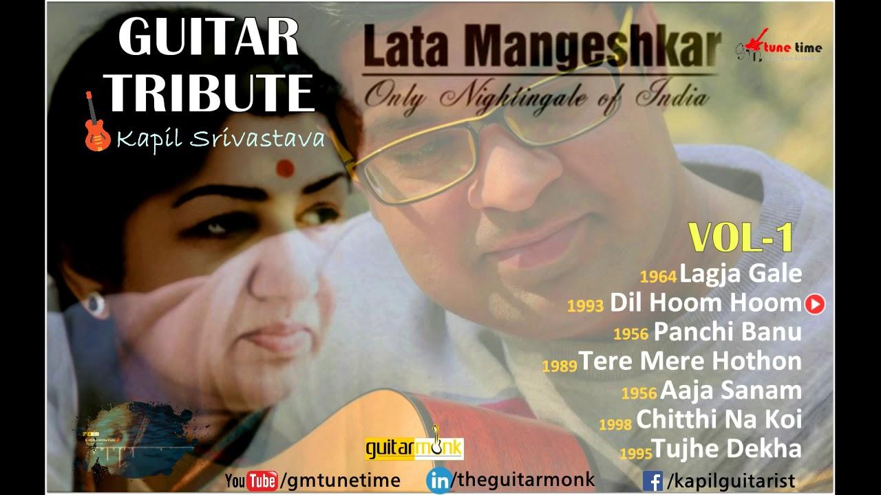 3 Bollywood Songs On Guitar Using Easy Chords Teri Khair Mangdi