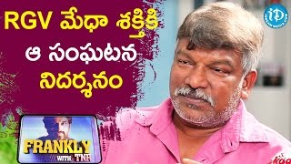 Video That's The Proof For RGV's Cleverness - Krishna Vamsi || Frankly With TNR || Talking Movies MP3, 3GP, MP4, WEBM, AVI, FLV Februari 2019