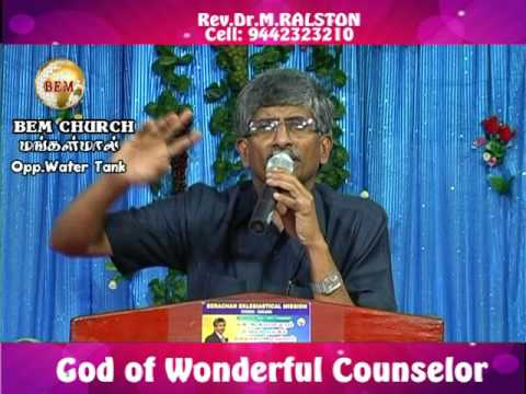 God of Wonderful Counselor Part 2